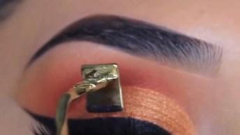 Inspiração De Maquiagem Para Os Olhos, Olha Só Que Lindas!