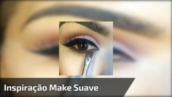 Inspiração De Maquiagem Pára Os Olhos Simples E Maravilhosa!