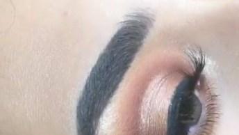 Inspiração De Maquiagem Para Terminar O Dia Hoje, Confira!