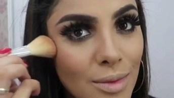 Inspiração De Maquiagem Para Você Arrasar Na Balada De Sexta-Feira!
