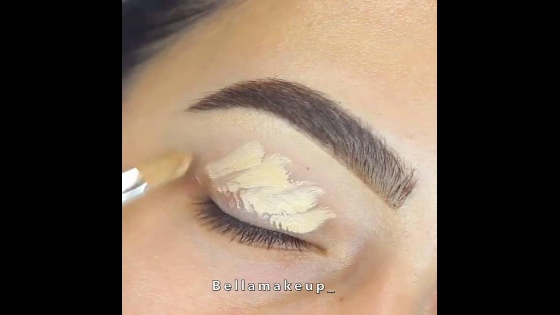 Inspiração de maquiagem para você arrasar por onde for, olha só que linda!!!