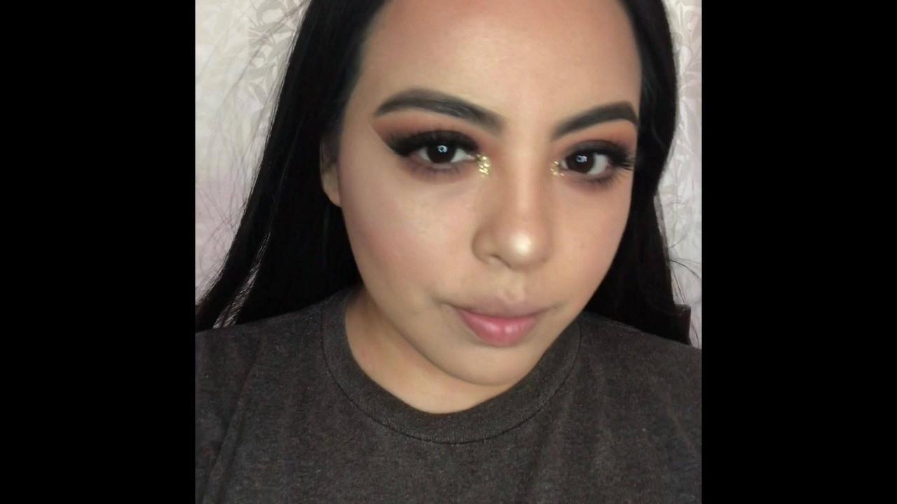 Inspiração de maquiagem para você, se gostou