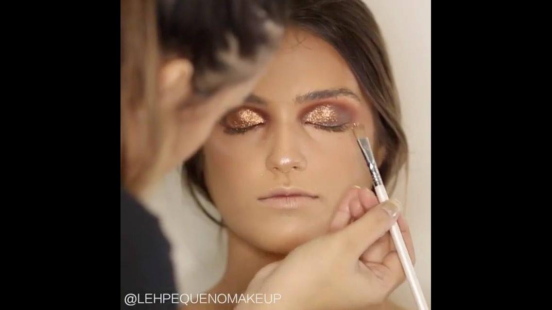Inspiração de maquiagem perfeita para formandas, vale a pena conferir!!!