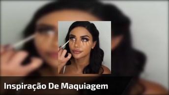 Inspiração De Maquiagem Que Da Para Todos Os Tipos De Ocasião, Confira!