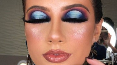 Inspiração De Maquiagem Super Elaborada Para Eventos Especiais!