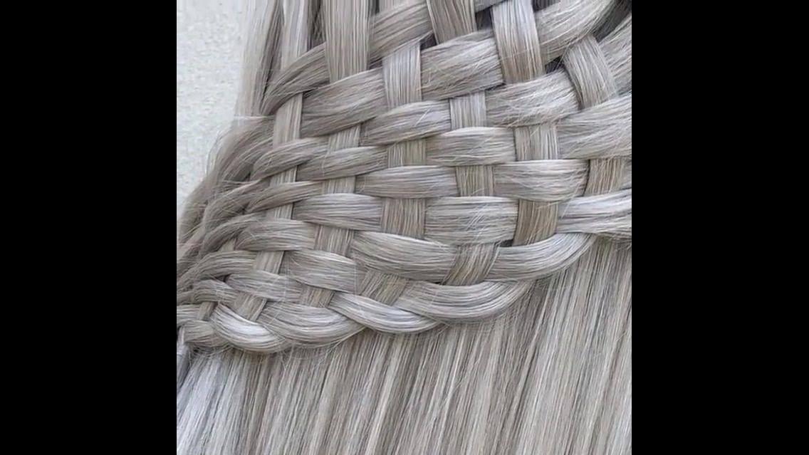 Inspiração de penteado maravilhoso
