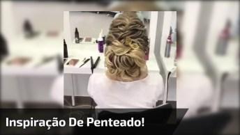 Inspiração De Penteado Para Formanda, Olha Só Os Detalhes Dele!