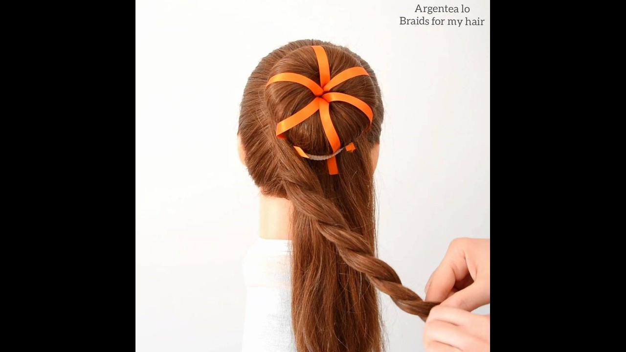 Inspiração de penteado para Halloween