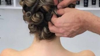 Inspiração De Penteado Para Madrinhas De Casamento E Formandas, Veja Que Lindo!