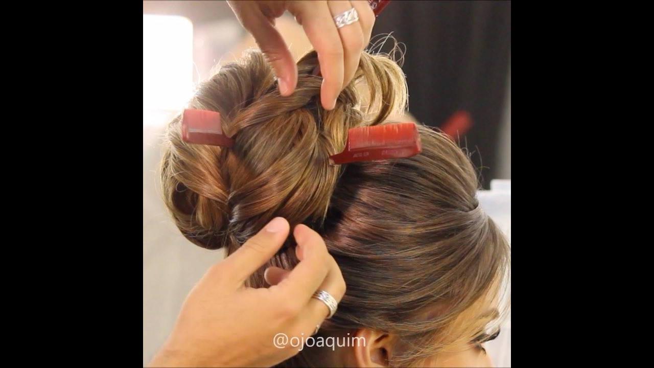 Inspiração de penteado para noivas