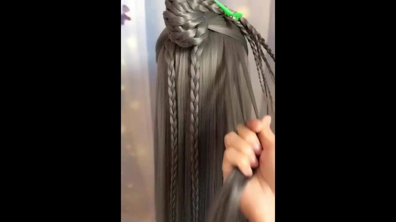 Inspiração de penteados para profissionais, vale a pena conferir!!!