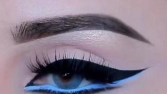 Inspiração De Sombra Para Os Olhos Uma Mais Linda Que A Outra, Confira!