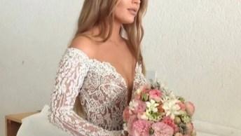 Inspiração Para As Noivas De Plantão, Vestido, Make E Cabelo Perfeitos!