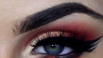 Inspirações De Lindas Sombras Para Os Olhos, Olha Só Que Lindas!