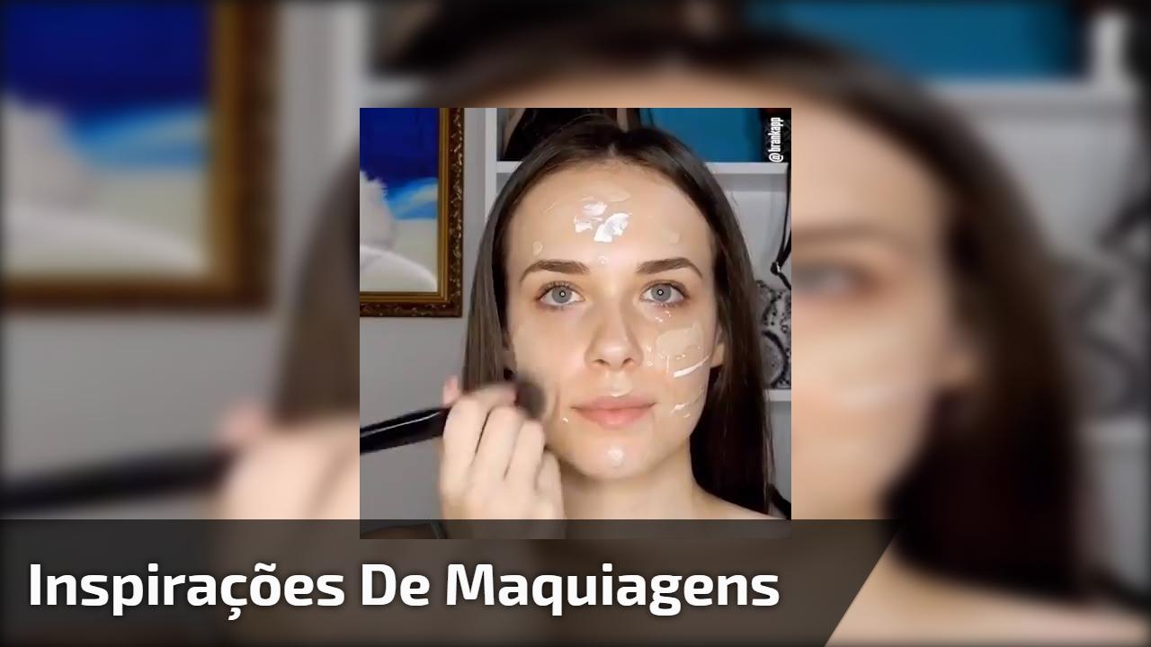 Inspirações de maquiagens