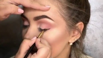 Inspirações De Maquiagem Para Festa Em Dois Tons Diferentes, Confira!