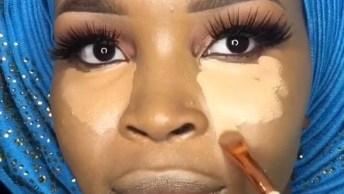 Inspirações De Maquiagem Para Pele Negra, Simplesmente Perfeitas!
