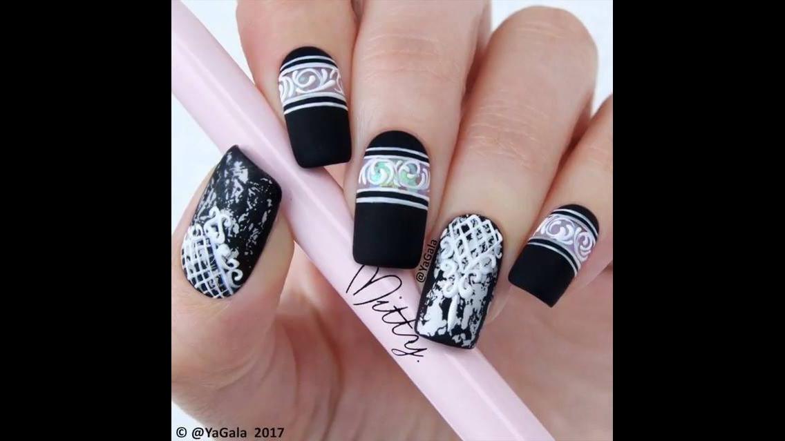 Inspirações de unhas decoradas para você fazer