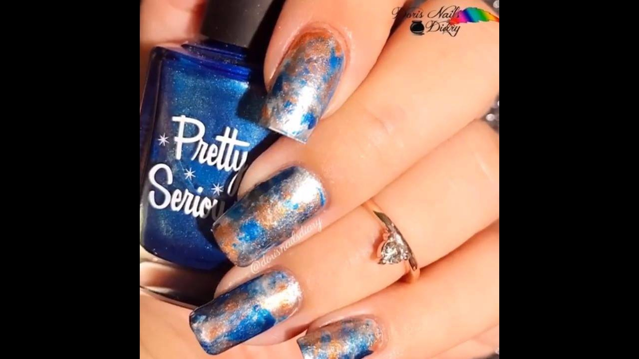 Inspirações de unhas decoradas para você mesma fazer, são todas belas!!!
