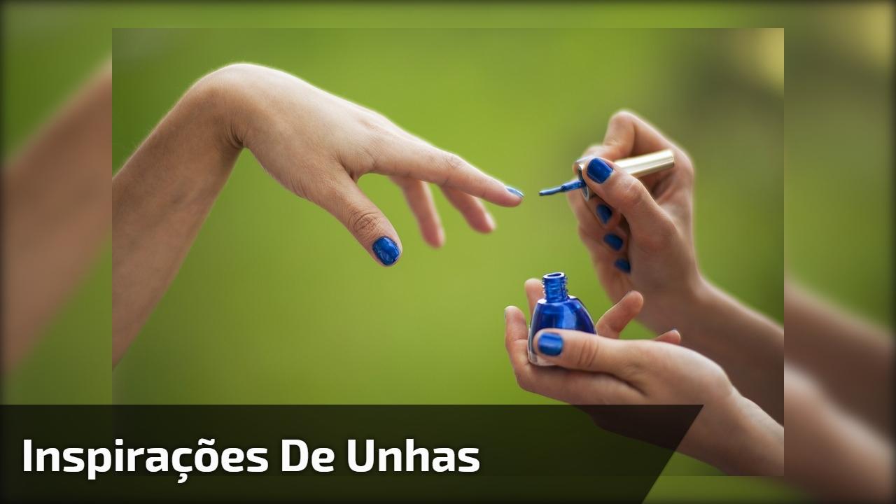 Inspirações de unhas