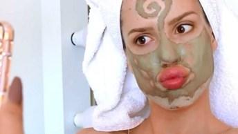Limpeza Detox Facial, Uma Boa Dica Para Você Cuidar Do Seu Rosto!
