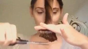 Lindos Penteados! A Forma De Corta Os Cabelos Também Adoro!