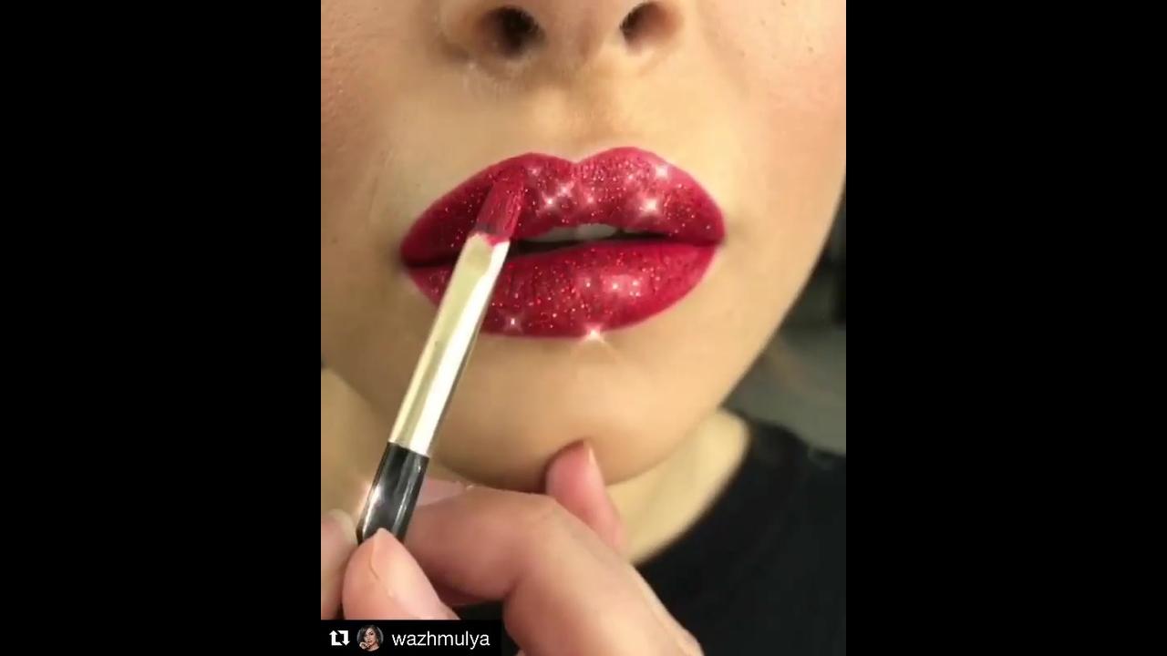 Mais um tutorial de maquiagem que impressiona com o resultado!