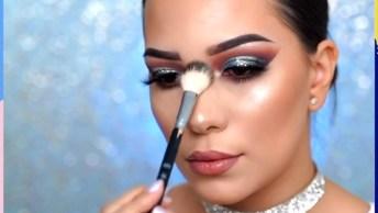 Maquiagem Apra Festas Noturnas, Essa Make É Lacradora!