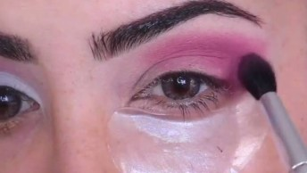 Maquiagem Com Cores Vibrantes, Perfeita Para Arrasar No Verão!