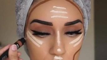Maquiagem Com Detalhes Delicados E Que Irão Te Deixar Apaixonada!