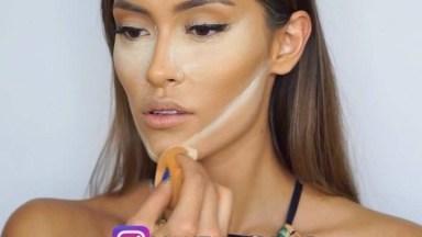 Maquiagem Com Efeito Natural Incrível, Você Vai Amar O Resultado!