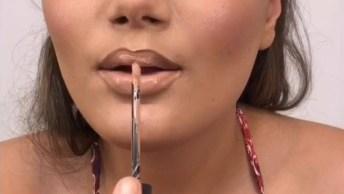 Maquiagem Com Olhos Esfumados, Veja Que Resultado Sensacional!