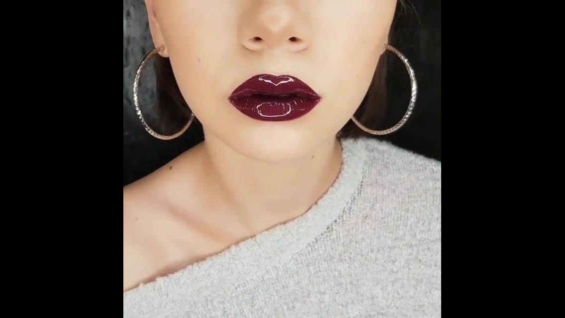Maquiagem com sombra marrom clarinha