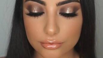 Maquiagem De Formatura Para Garotas, Veja Que Linda Produção!