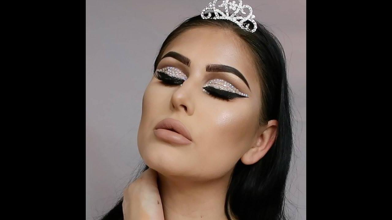 Maquiagem de princesa, você vai ficar radiante com essa make!