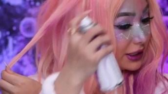 Maquiagem De Sereia, Uma Linda Inspiração Para Halloween Que Esta Chegando!