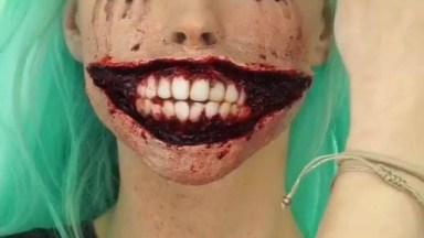 Maquiagem De Terror Para O Carnaval, Você Vai Gostar Da Ideia!