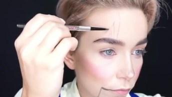 Maquiagem Diferente Para Você Participar De Festas Temáticas!