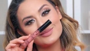 Maquiagem Discreta E Linda, Mais Uma Opção Que Você Vai Amar, Confira!