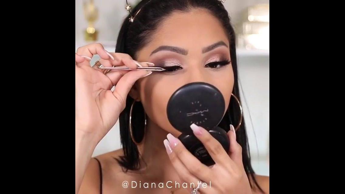 Maquiagem fácil de fazer e super bonita