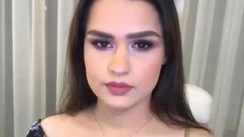 Maquiagem Fácil De Fazer, Para Usar No Dia A Dia, Confira E Compartilhe!