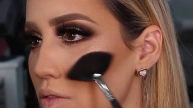 Maquiagem Glamourosa Para Formatura, Casamento, Festas De Aniversário!