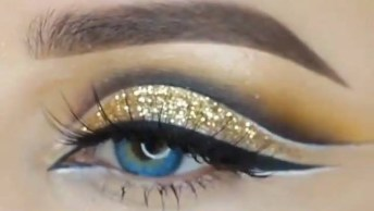 Maquiagem Linda Para Festa Noturnas, Uma Make Perfeita!