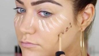 Maquiagem Linda Porém Discreta, Para Mulheres Que Amam Estar Sempre Lindas!