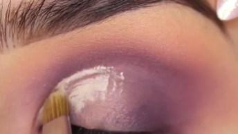 Maquiagem Mais Bonita Do Dia, Ficou Muito Perfeita, Confira!