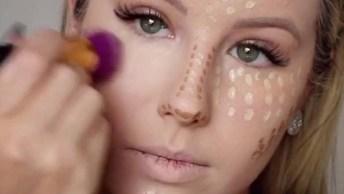 Maquiagem Mais Linda Do Dia, Você Vai Amar Esses Cílios!