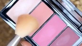 Maquiagem Maravilhosa Com Paletas De Sombras Incríveis, Confira!