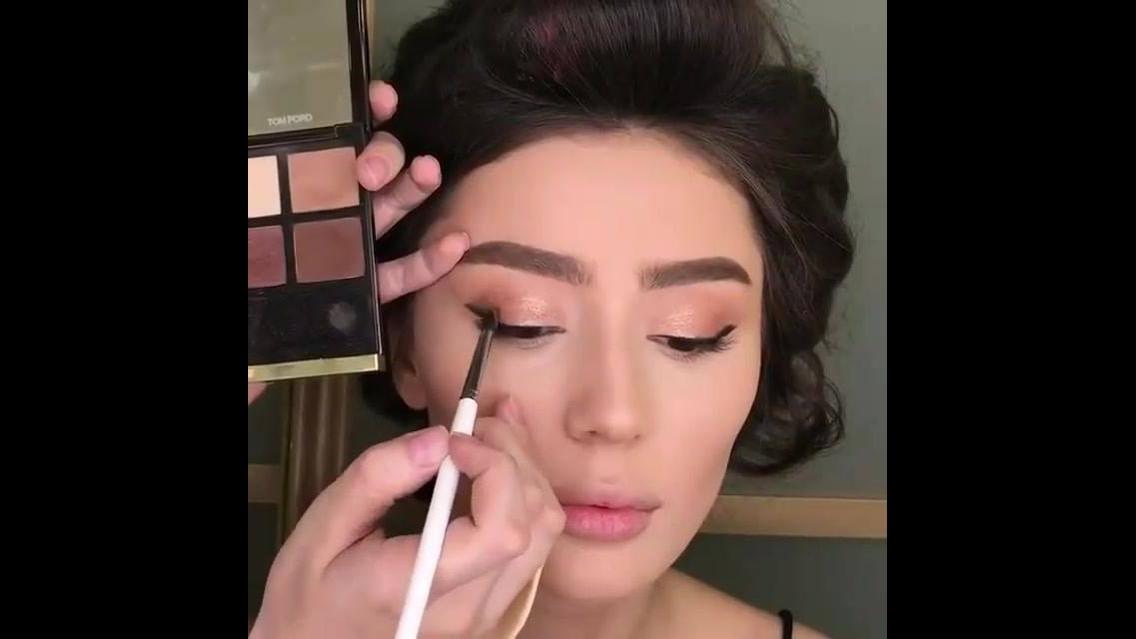 Maquiagem maravilhosa, veja como conseguir essa make em você
