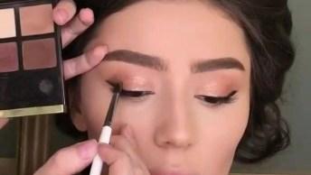 Maquiagem Maravilhosa, Veja Como Conseguir Essa Make Em Você!