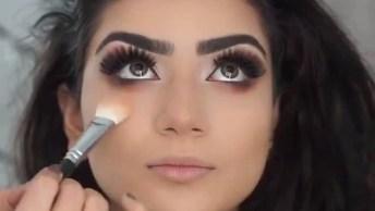 Maquiagem Maravilhosas Para Te Inspirar Para O Fim De Semana!